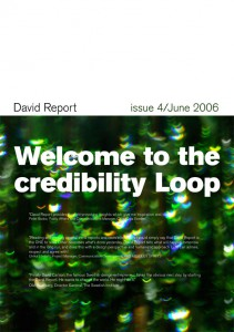 Welcome to the Credibility Loop