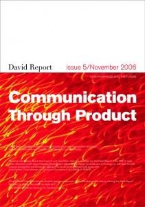 Communication Through Product