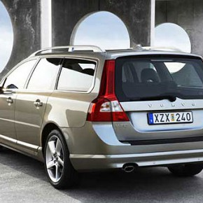 New Volvo v70 soon to be released