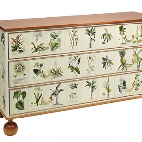 Flora Chest of Drawers Carl von Linnaeus