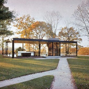 Glass House soon open to public