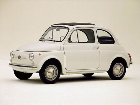 the relaunch of fiat 500 what happened david report. Black Bedroom Furniture Sets. Home Design Ideas