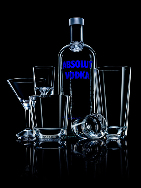 Konstantin Grcic for ABSOLUT