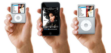 iPods from Apple