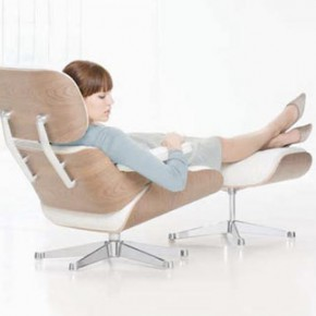 The Eames Lounge Chair updated