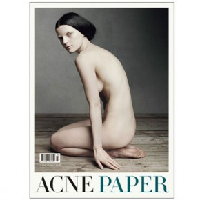 New Acne Paper