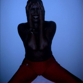 Grace Jones by Chris Cunningham