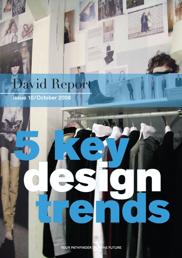The trend report called 5 Key Design Trends