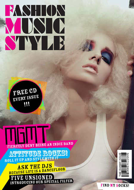 Fashion Music And Style David Report