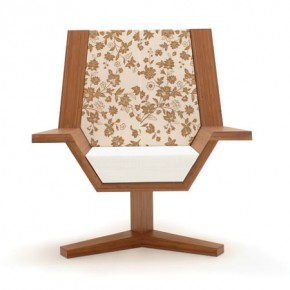 Mixing Japanese aesthetics with Western lifestyle trends: bamboo and tatami seating