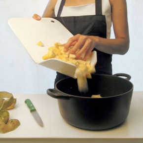 A practical chopping-board