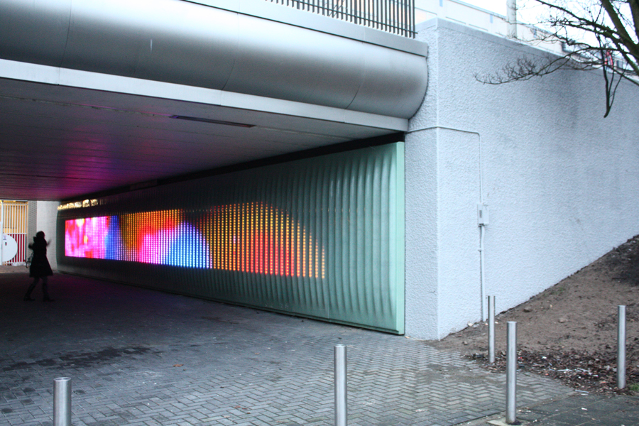 Moodwall By Studio Klink And Urban Alliance David Report
