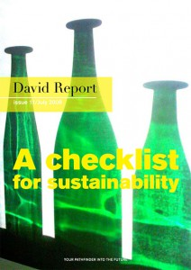 A Checklist for Sustainability
