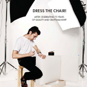 Artek dresses the chair