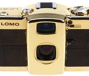 Lush luxury from Lomo