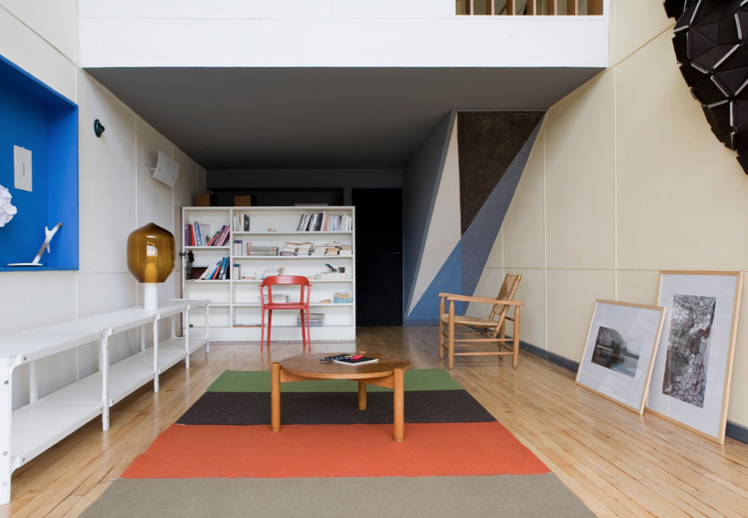 the le corbusier apartment 50 by bouroullec david report