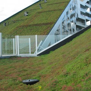 BIG's 8 House wins the 2010 Scandinavian Green Roof Award