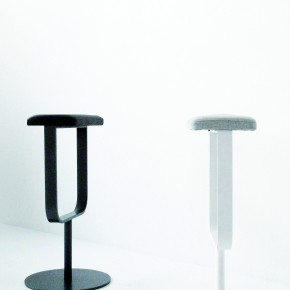 A simplified version of a modernist stool