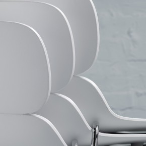Molo stackable chair by Norways Says