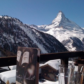 Chez Vrony alpine hangout above Zermatt