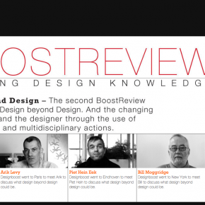 BoostReview on Design Beyond Design