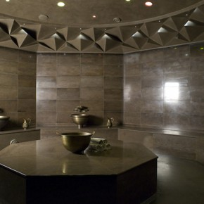 A contemporary spa inspired by Turkish traditions
