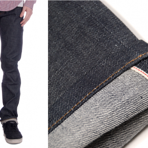 Selvedge denim from Durkl