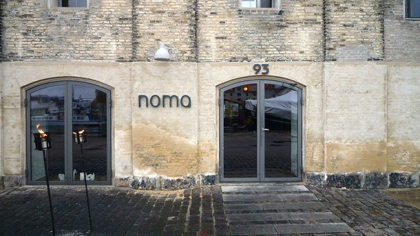 Restaurant Noma in Copenhagen awarded the best restaurant in the world
