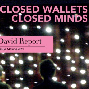 Out now - Closed Wallets, Closed Minds