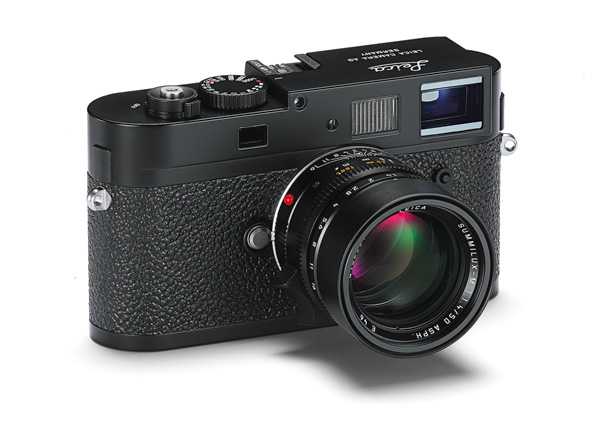 The new Leica M9-P