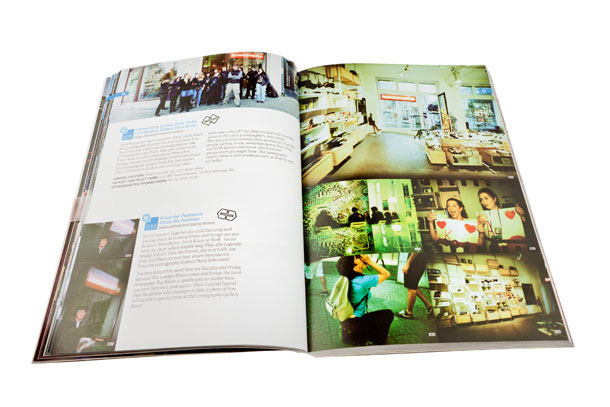 Berlin city guide by Lomography society