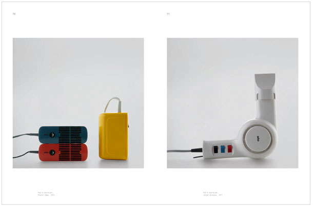 Products designed by Dieter Rams
