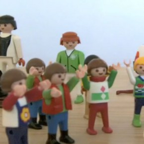 Swap playmobil toys with Jasper Morrison
