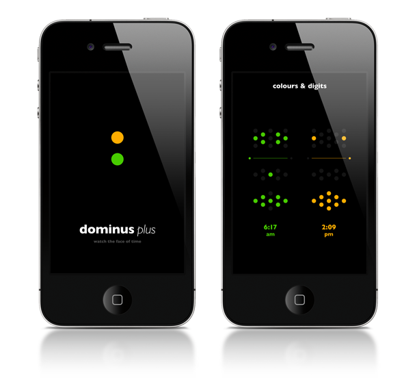iPhone app called Dominus plus
