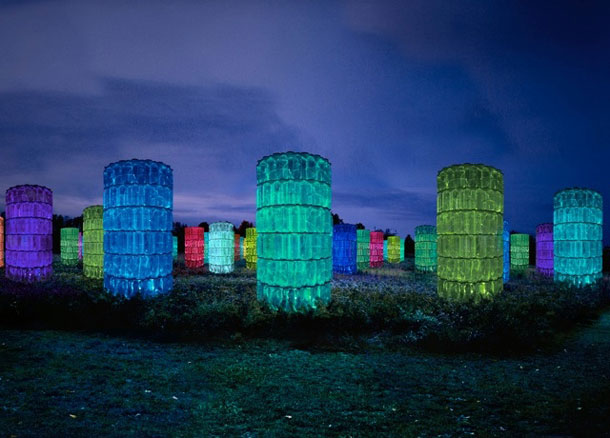 Longwood Gardens presents light artist Bruce Munro