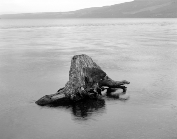 Loch Ness, non site exhibition by Gerard Byrne at Galerie Nordenhake
