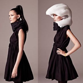 World's largest design award to the invisible airbag bicycle helmet Hövding