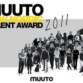 Muuto Nordic talent award 2011