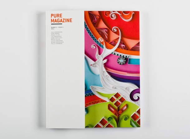 cover of Pure Magazine