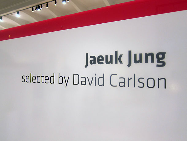 Jaeuk Jung selected by David Carlson