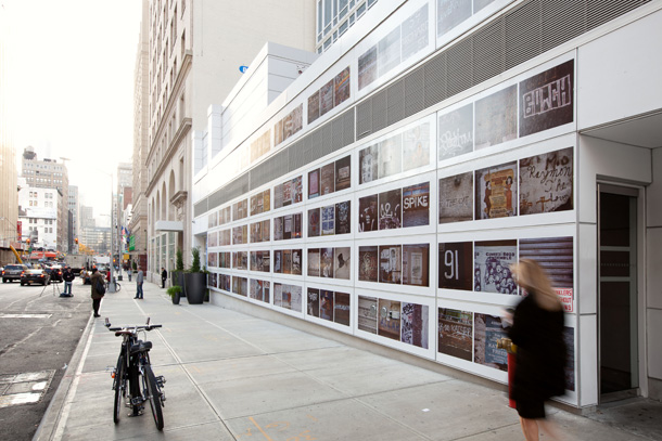 Sol Lewitt photography from Lower East Side