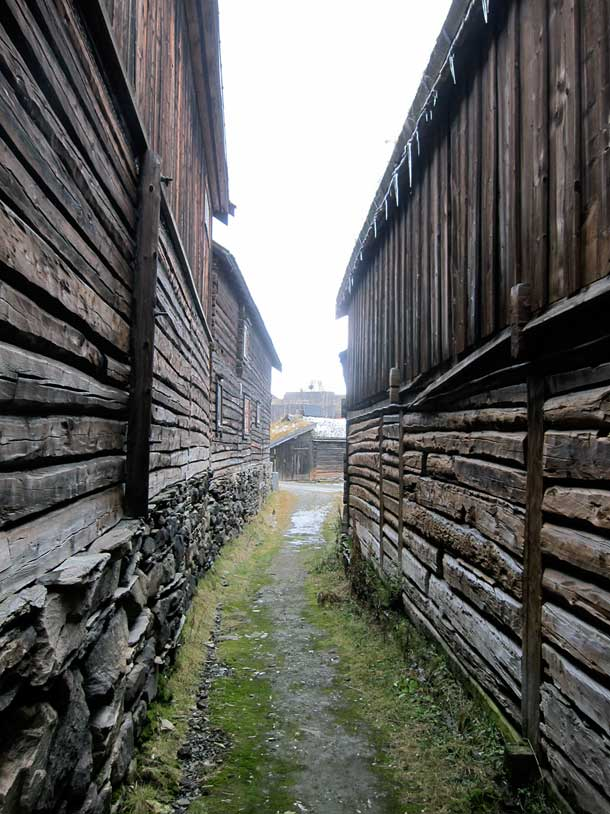 Unesco world heritage city Røros
