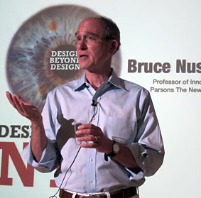 Bruce Nussbaum talks about his new book