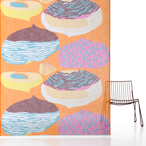 Textile by Pia Holm for Almedahls