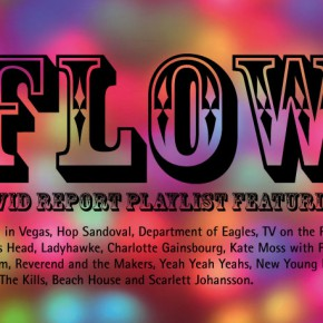 New David Report playlists at Spotify - first one is called FLOW