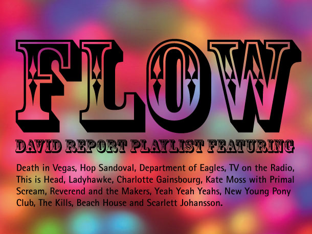 Flow Spotify playlist by David Report