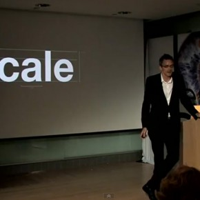 Jamer Hunt talks about scale at DesignBoost - Design Beyond Design