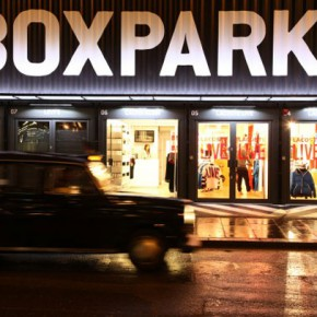 BOXPARK retail revolution