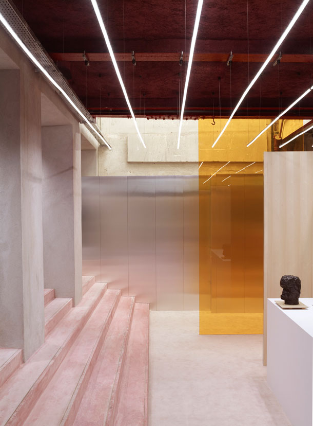 Acne Studio Interior Design