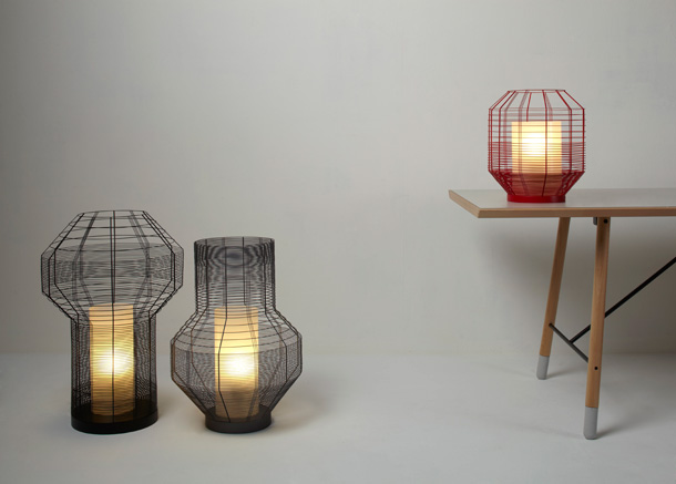 Lighting by Arik Levy for Forestier